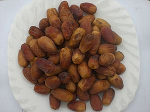 English: Tunisian dates called Angou العربية: ...