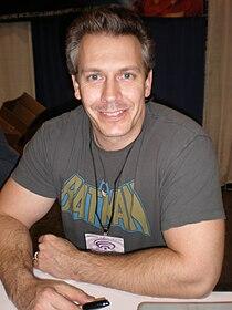 Tom Richmond at WonderCon 2009.JPG