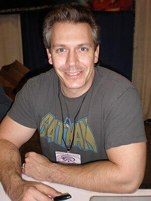 Tom Richmond (illustrator) - Richmond at WonderCon 2009