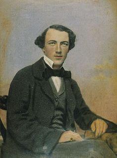 Tom Wills Australian rules footballer, born 1835