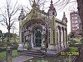 Tomb at Brompton Cemetery - geograph.org.uk - 150729.jpg