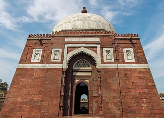 Ghiyath al-Din Tughluq - Tomb of Ghiyath al-Din Tughluq