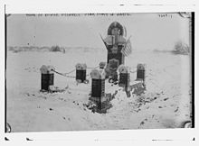 Tomb of aviator O'Connell near Flavy Le Martel in 1918.jpg