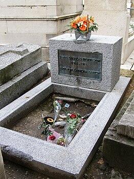Tombe de Jim Morrison - Père Lachaise.jpg