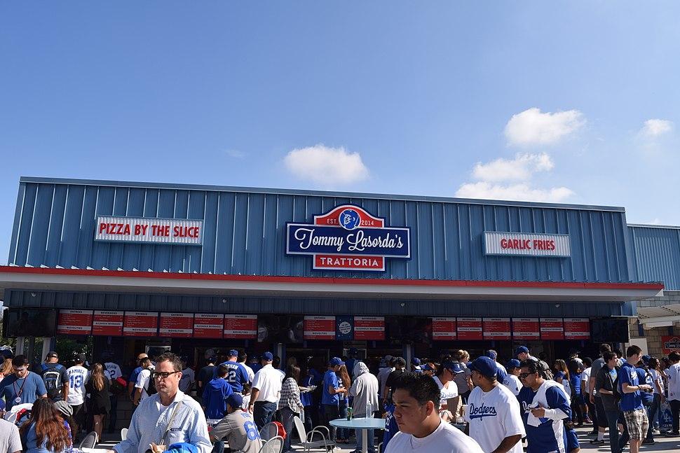 Tommy Lasorda's Trattoria, Dodger Stadium