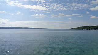 Torch Lake (Antrim County, Michigan) lake in Antrim County, Michigan, USA