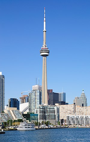 CN Tower - Image: Toronto ON Toronto Harbourfront 7