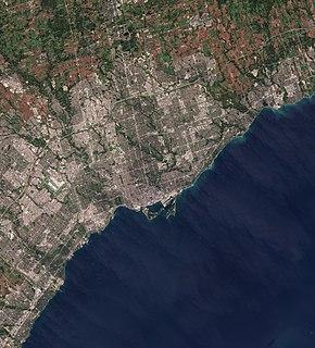 Metropolitan area in Ontario, Canada