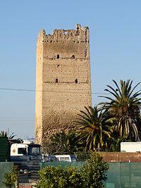 La Torre Muza o de L'Horta, en Benifayó