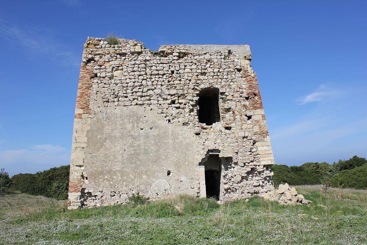 Torri costiere del regno di napoli wikipedia for Planimetrie del palazzo mediterraneo
