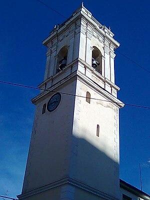 Almansa - Clock tower