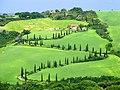 Toscana - Val d'Orcia - dalla Via della Foce - Flickr - Oishi Kuranosuke.jpg