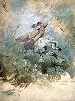 Toulouse-Lautrec - ALLEGORIE, UN ENLEVEMENT, 1883, MTL.105.jpg