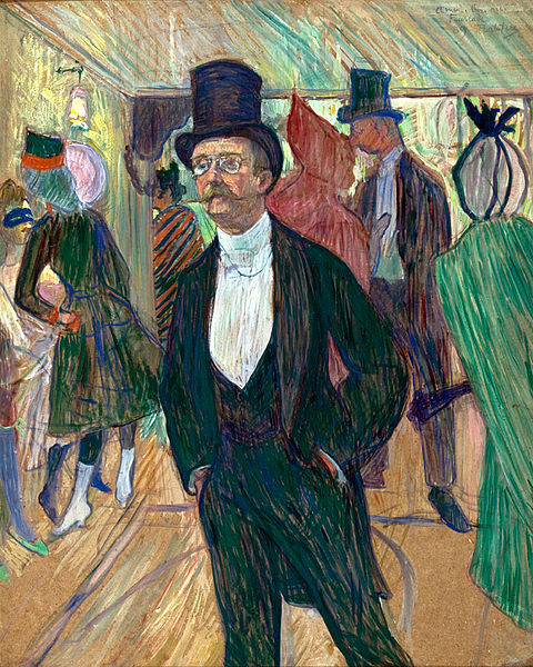 File:Toulouse-Lautrec - Monsieur Fourcade.jpg