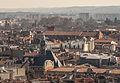 Toulouse - donjon du capitole vu de clocher de St Sernin.jpg