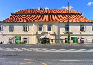 Běchovice - former Tour pub in Běchovice