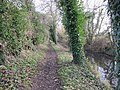 Towpath to Grove - geograph.org.uk - 1640511.jpg
