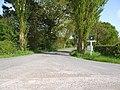 Track to Fosses Farm - geograph.org.uk - 1299097.jpg