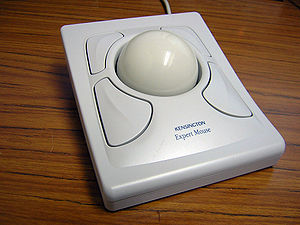 Kensington Expert Mouse 5 Trackball