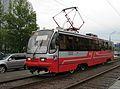 Tram 71-405 in Moscow.JPG