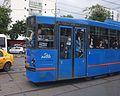 Tram in Bucharest.jpg