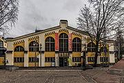 Tram museum in Helsinki-7152