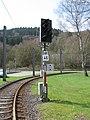 Tramhaltestelle Im Steinhof, 3, Helsa, Landkreis Kassel.jpg