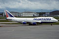 Transaero, EI-XLE, Boeing 747-446 (16455851632).jpg