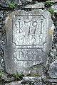 Treffen Einoede Toleranzbethaus Inschriftstein in Vorplatzmauer 11052008 15.jpg