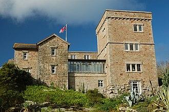 Tresco, Isles of Scilly - Tresco Abbey