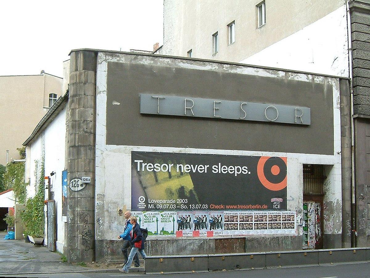 Resultado de imagen de tresor berlin