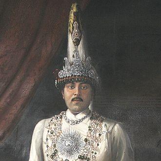 Tribhuvan of Nepal - Image: Tribhuvan Bir Bikram Shah