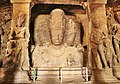 Trimurti, Cave No. 1, Elephanta Caves - 1.jpg