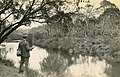 Trout fishing on Big Badja's River, Cooma (NSW) (23143075422).jpg