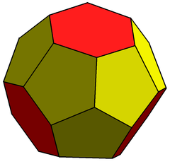 Truncated triakis tetrahedron