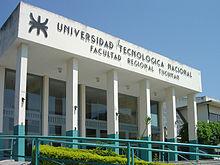 universidad tecnol243gica nacional wikipedia la