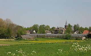 Neerijnen Municipality in Gelderland, Netherlands