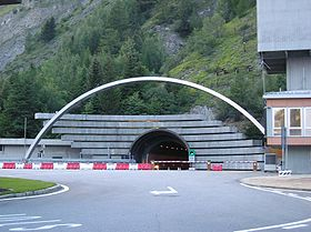 Image illustrative de l'article Tunnel du Mont-Blanc