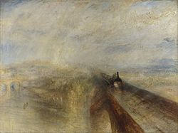 J. M. W. Turner: Rain, Steam and Speed – The Great Western Railway