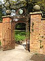 Tyntesfield, Ornate Entrance Gate to the garden - geograph.org.uk - 1208053.jpg