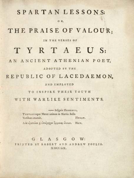 Tyrtaeusbook