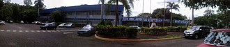 National University of Engineering (Nicaragua) - Image: UNI Rupap