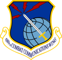USAF - 689 Combat Communications Wing