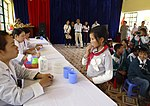 USAID supports deworming medication for school children in Sa Pa district of Lao Cai province (14240592353).jpg