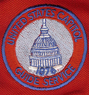 United States Capitol Guide Service