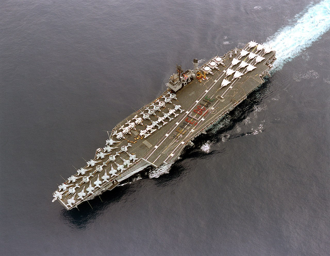 file uss constellation  cv