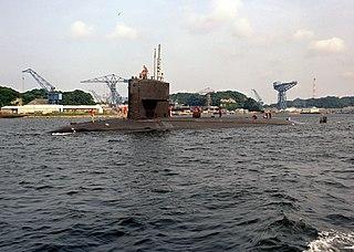 USS <i>Drum</i> (SSN-677)