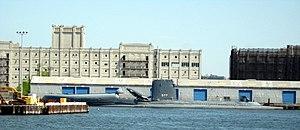 Buttermilk Channel - The Atlantic Basin in Red Hook, Brooklyn