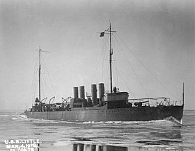 USS Little (DD-79), running trials in icy waters, March 4, 1918.jpg