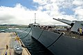 USS Missouri - View of the Bow (6179881091).jpg